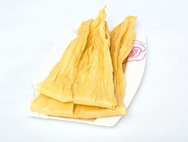 腐竹可以用其它豆类做吗?