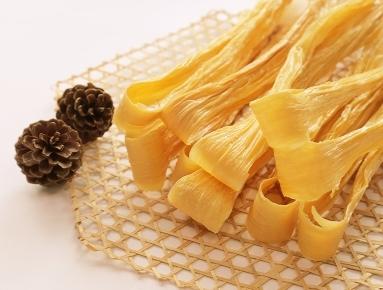 如何制作腐竹的特色菜