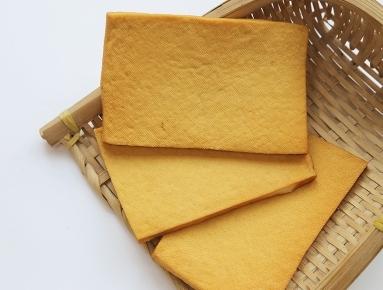 目前市面上豆腐皮存有的几类方式